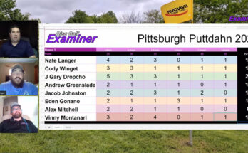 Group 2 Round 1 Pittsburgh Puttdahn
