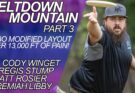 2020 Meltdown Mountain Part 3 Disc Golf Tournament