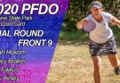 2020 PFDO FPO Final Round Front 9