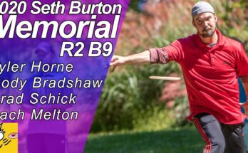 2020 Seth Burton Round 2 Back 9