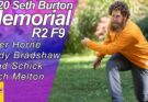 2020 Seth Burton Memorial Round 2 Front 9 with Zach Melton